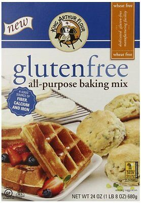 King Arthur Flour Gluten Free All-Purpose Baking Mix, 24 Oun
