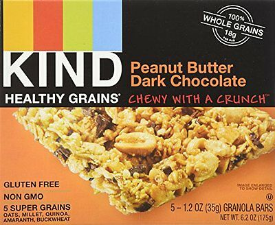 Kind Bar Gf 5pk Grnla Pnut Btt