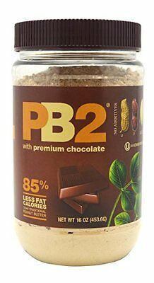 Bell Plantation PB2 Powdered Peanut Butter with Chocolate, 1