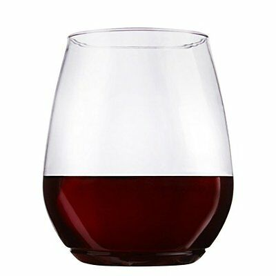 TOSSWARE 18oz Shatterproof Wine and Cocktail Glass - SET OF