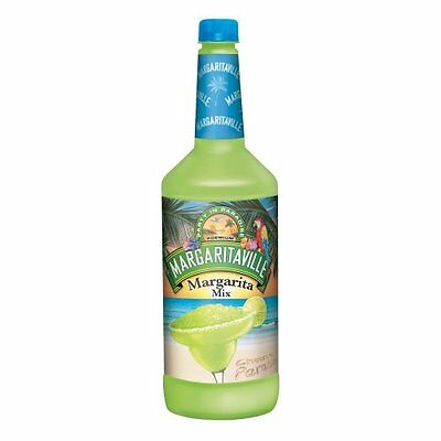 Margaritaville Margarita Mix, 1 L bottles (Pack of 12)