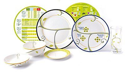 Portion Control Kit from Precise Portions - Complete Glasswa