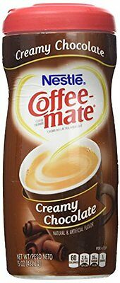 Coffee-Mate, Creamy Chocolate Powdered Coffee Creamer, 15-Ou