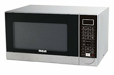 RCA RMW1182 Microwave and Grill, 1.1 Cubic Feet, Stainless S