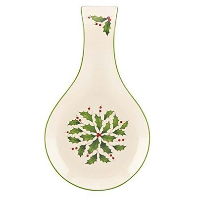 Lenox Holiday Spoon Rest