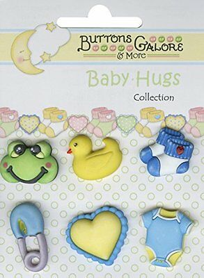 Buttons Galore Baby Hugs Buttons, Little Baby Boy