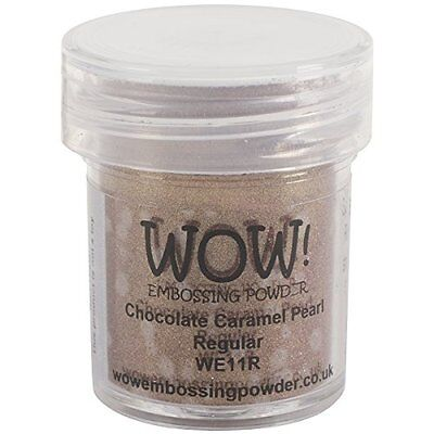 Wow Embossing Powder, 15ml, Chocolate Caramel Pearl