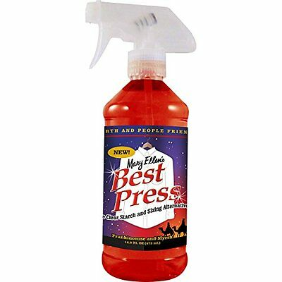 Mary Ellen Products Mary Ellen's Best Press Clear Starch Alternative, 16-Ou
