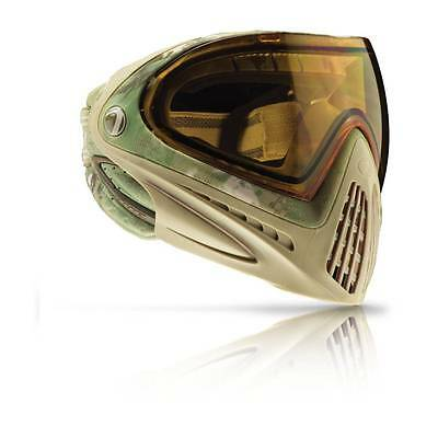 New Dye i4 Pro Special Edition Paintball Mask - Dyecam