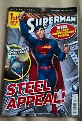 Superman issue 1 modern release comic