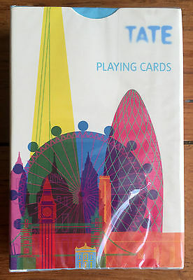 New Still Sealed Yoni Alter Playing Cards Tate Art Gallery London