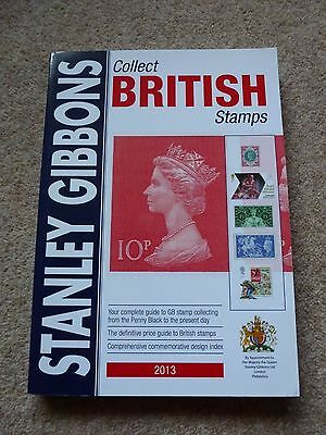 Stanley Gibbons - Collect British Stamps 2013  - 64Th Edition