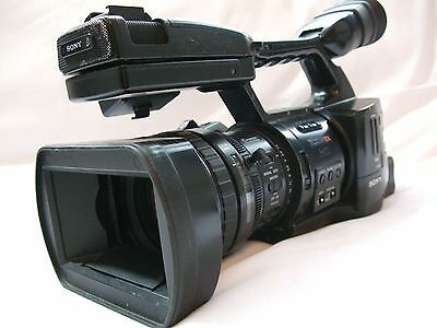 Sony Pmw-Ex1 Xdcam Solid State Camcorder (Pal)