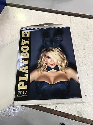 Playboy Calender 2017, Brand New, 2 Available