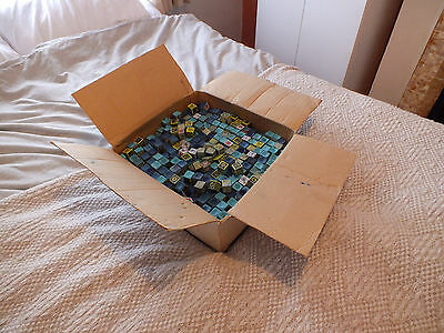 box of snooker chalk approx 1200 pieces
