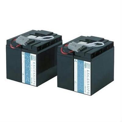 Apc Rbc11 Battery For Apc Smart-Ups 2200Va/3000Va Su2200Net/su3000Net