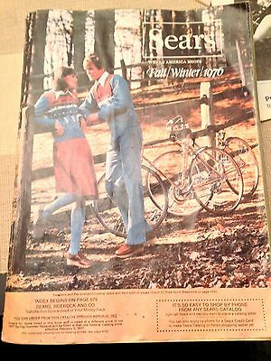 Sears Fall Winter 1976 Catalog 1500+ Pages!