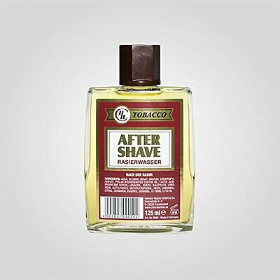 Tobacco After Shave, 125-ml-Flasche