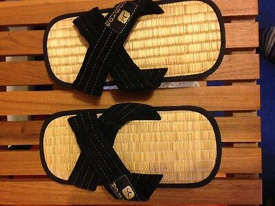 ZORI sandals slipers shoes for Judo Aikido Karate Martial arts Tatami