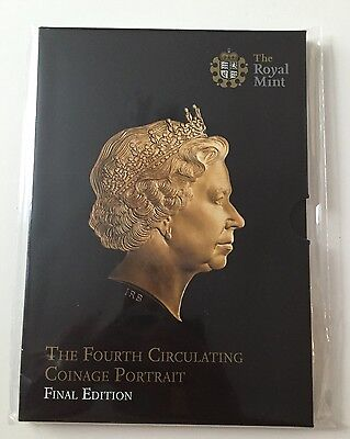 2015 The 4th Circulating Coinage Portrait