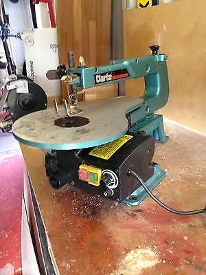 """Clarkes 16"""" Variable Speed Scroll Saw"""