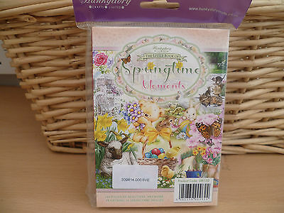 Hunkydory Little Book Of Springtime Moments