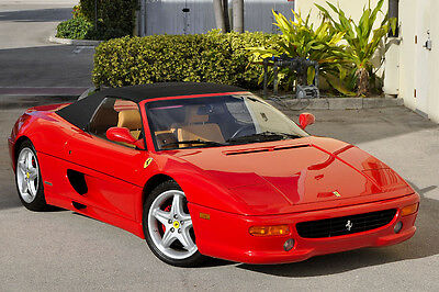 1999 Ferrari Other F355 Spider F1 Collection Quality 1999 Ferrari F355 Spider F1 4K Miles!  Best Color Combo! Collection Quality
