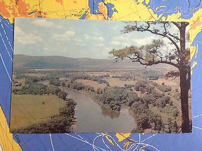 Canada Chemung Valley From Waverly Hill The Gateway To The Finger Lake Postcard