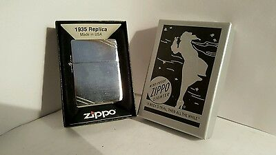 1935 series Zippo with Slashes