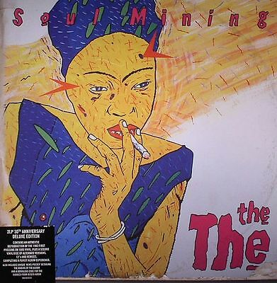 THE THE - Soul Mining: 30th Anniversary Edition (Deluxe) - Vinyl (2xLP)
