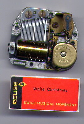 REUGE Swiss musical movements