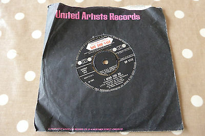 Little Anthony & The Imperials - I Miss you So Factory Sample Northern soul UK