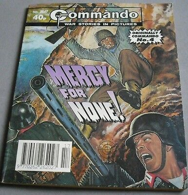 commando issue number 2547.