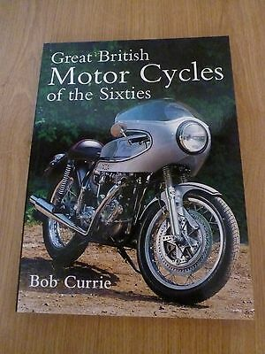 Great British Motor Cycles of the Sixties Paperback Book
