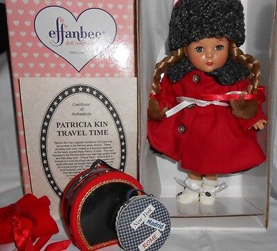 Effanbee Doll    Patricia Kins -- Travel Time