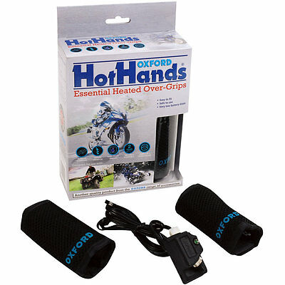 Oxford Hot Hands Universal Motorcycle Heated Over-Grips OF694