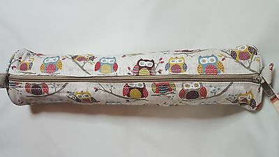 Knitting pin/ needle holder, case, organiser, HOOT, pink, Hobbyg