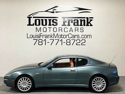 2002 Maserati Coupe Cambiocorsa BEST ON EBAY! NEW F1 PUMP! NO STICKY BUTTONS! FULL 3M! 4 NEW TIRES! RARE COLORS!