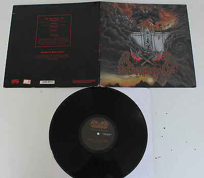 Bewitched - Diabolical Desecration ( LP FIRST PRESS 1996 )