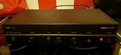 A&R Cambridge - ARCAM ALPHA STEREO AMPLIFIER - Tested Working - Quality sound