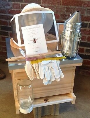 Complete Beehive Kit  All You Need To Start Beekeeping