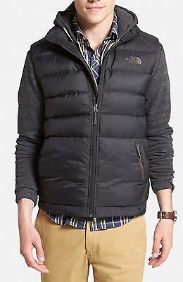The North Face Men's 550 Down Aconcagua Vest: Size XXL: Black