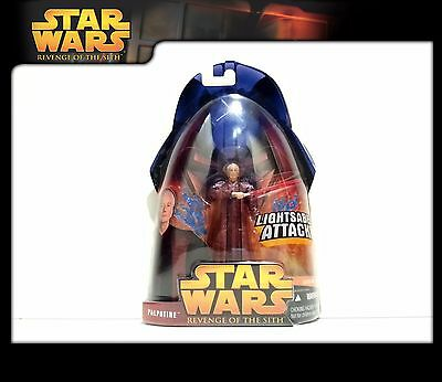 STAR WARS Revenge of the Sith (RotS): Palpatine (OVP)