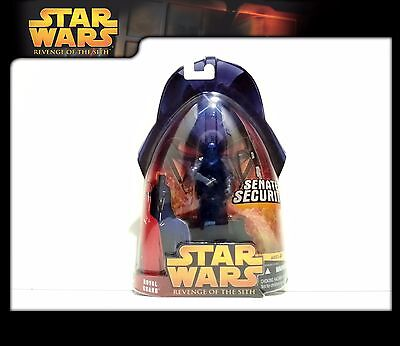 STAR WARS Revenge of the Sith (RotS): Royal Guard (BLUE) (OVP)