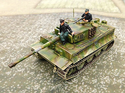 Well Painted Warlord Games 28mm 1/56 scale World War 2 German Wittman Tiger