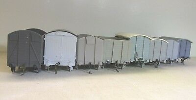 Gwr Oo Gauge Kit Built 8 Cooper Craft/ratio 4Mm Fine Scale Need Finishing - Lot2