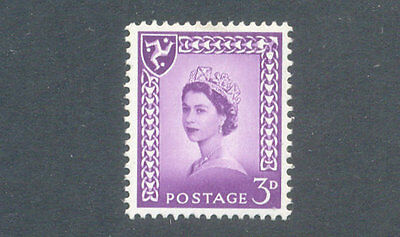 Isle of man 3d Chalky paper mnh(2a)