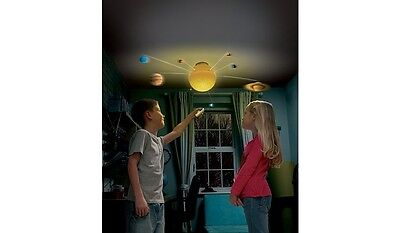 Remote Control Illuminated Solar System, Kids Fun Educational Science Nature Toy