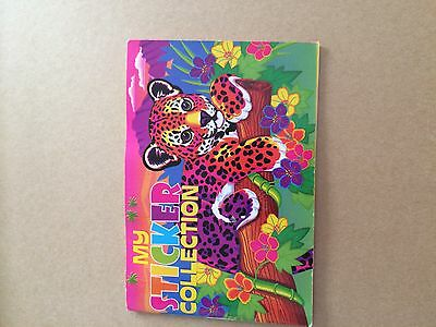 Lisa Frank Mini Sticker Book