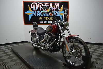 Harley-Davidson Softail  2007 Harley-Davidson FXSTC Softail Custom *Manager's Special* We Finance